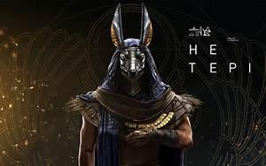 Wallpaper Hetepi, Assassin's Creed: Origins, HD, 5K, Games ...