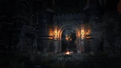 Dark Castle Souls Interior Wallpapers Iii Games