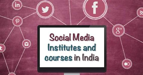Best Social Media Courses by Best Social Media Institutes And Smm Courses In India