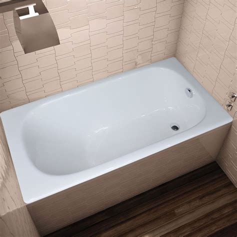 Enamel Bath Tub by New Salzburg 100 180cm Drop In Bathtub Enamel Cast Iron Sydney