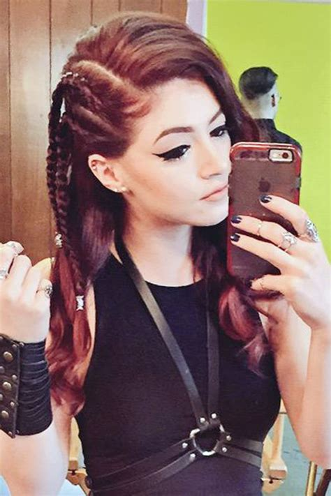 chrissy costanzas hairstyles hair colors steal  style