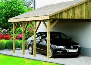 1 Car Garage with Lean to Carport