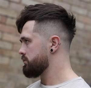 Dégradé Barbe Homme : top 100 des coiffures homme t 2017 coupe de cheveux homme ~ Melissatoandfro.com Idées de Décoration