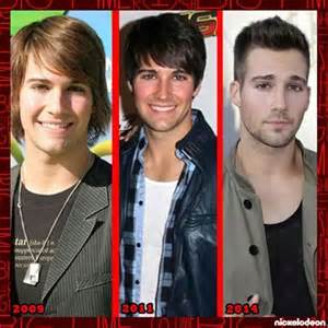 Big Time Rush James Maslow Then and Now