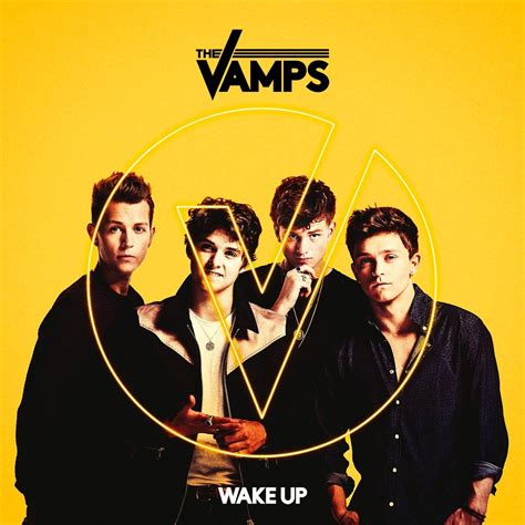 The Vamps: Wake up, la portada de la canción