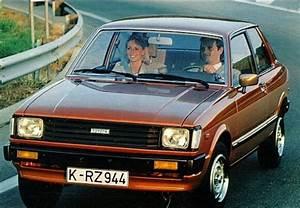 Fiche Technique Toyota Tercel Tercel 4wd 1984
