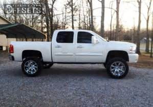 2009 Chevy Silverado 1500 Fuel Wheels