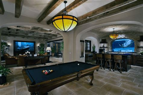 home basement design ideas  men masculine retreats