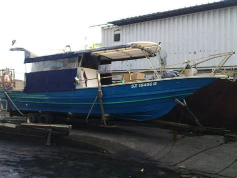 Fishing Boat For Sale At Singapore by 32 Footer Center Console Fishing Boat For Sale In