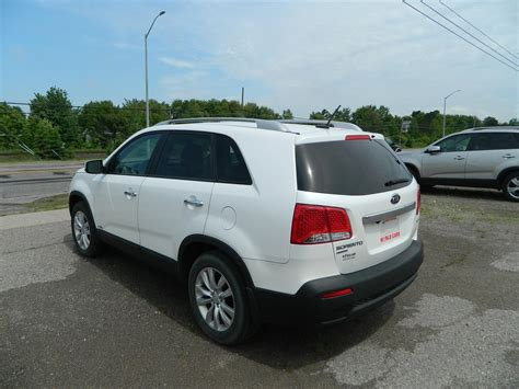 Used Kia Sorento 2011 by 2011 Kia Sorento Ex 14 975 Sault Ste World