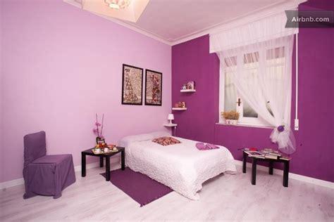 deco chambre violette chambre violette homeandgarden
