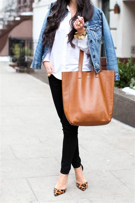 Outfit Inspiration Leopard Print Heels u2022 The Chambray Bunny