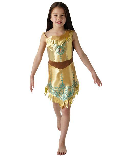 pocahontas kostüm erwachsene disney pocahontas kinderkost 252 m lizenz indianerin gold
