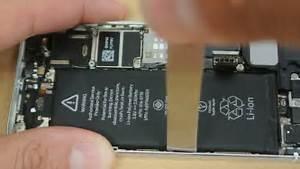 Como Cambiar Una Bateria De Iphone 5s Paso A Paso