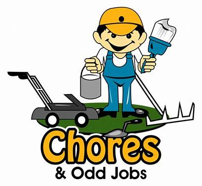 Jobs Clipart Odd Chores Handyman Wixstatic Wanted
