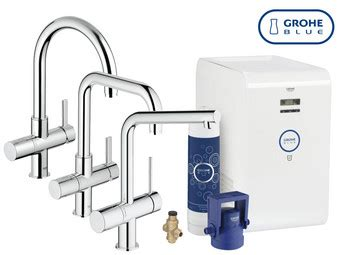 grohe blue alternative ibood s best offer daily 187 grohe blue 174 chilled starterkit keuze uit 3