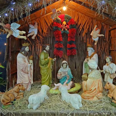 larawan atbp christmas belen