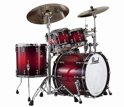 Drum Pearl Rock Kit Reference Piece Pure