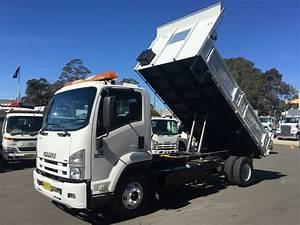 2008 Isuzu Frr500 Tipper Truck Manual Tipper