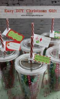 easy diy christmas gift idea for teachers friends more stretching a buck stretching a buck