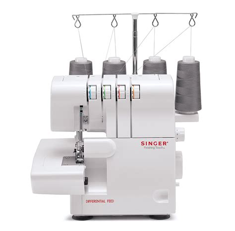serger sewing singer finishing touch mechanical overlock serger sewing machine brand new ebay