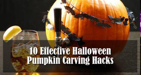 effective halloween pumpkin carving hacks webmantra
