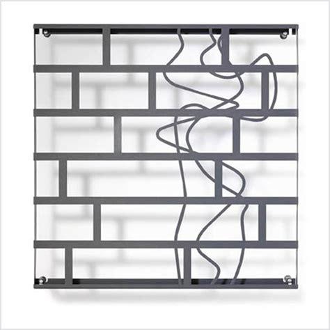 Rankgitter Metall Modern by Garten Im Quadrat Rankhilfe Modernes Rankgitter Grow 66