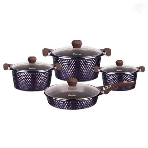 archive momcoc original high ceramic nonstick cookware sets  akweteyman kitchen dining