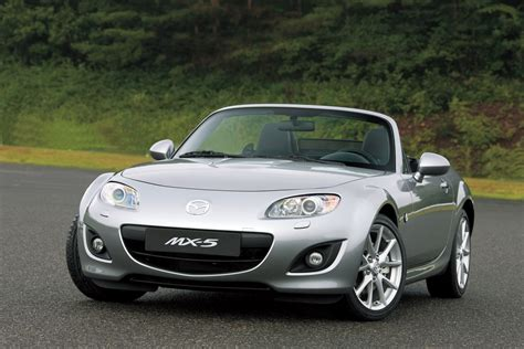 mazda car mx5 cars