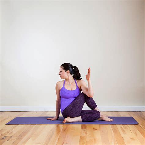 gymnastics mat uk strike a pose 1 legged seated spinal twist