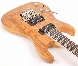 Douglas Scope 727 Na Left Handed 7 String Guitar New 27