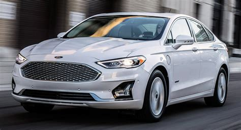 Ford Fusion by 2019 Ford Fusion Facelift Brings Updated Styling And New
