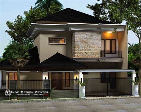 gambar rumah mewah terbaik jasa desain rumah jakarta
