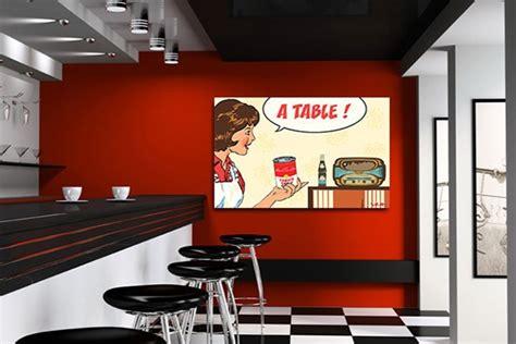 d 233 coration murale cuisine moderne
