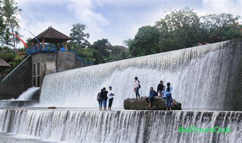 wisata  unda  klungkung menyuguhkan pemandangan dam