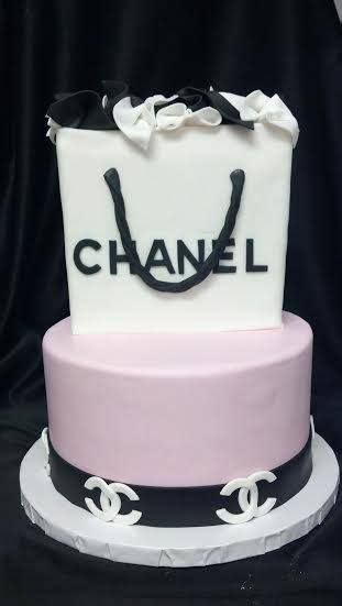 ideas  chanel cake  pinterest