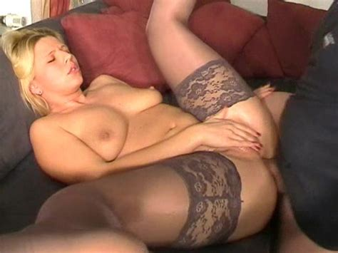 Bleached Amateur Babe With Round Ass And Stockings Likes