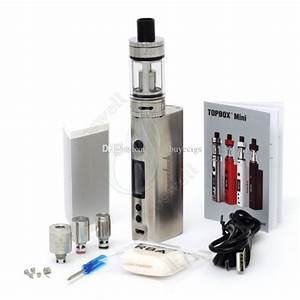 Top Quality Kanger Topbox Mini 75w Tc Starter Kit