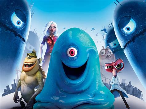 Wallpapers Monsters Vs Aliens Wallpapers