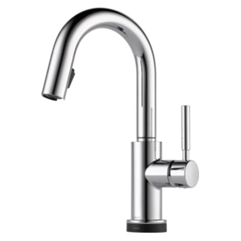 Solna Articulating Kitchen Faucet by Single Handle Articulating Kitchen Faucet 63221lf Bl