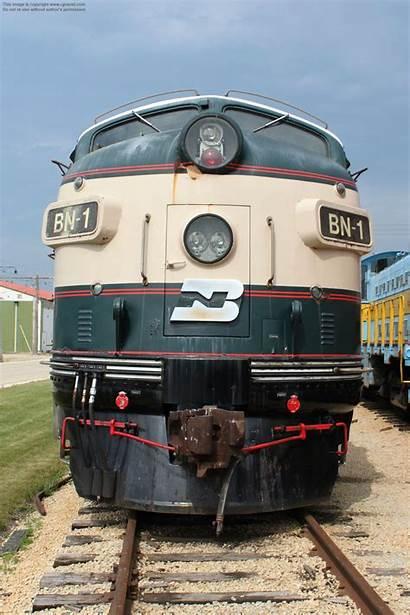 Museum Railway Illinois Bn Fe Santa Rgusrail
