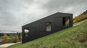 A Sight to Behold A Stable House On A Steep Slope? This Group of Architects Made It Possible