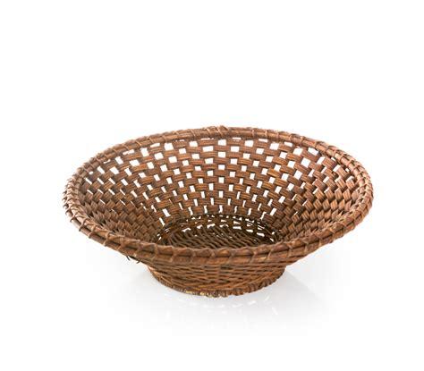 bread basket wicker wicker bread basket top tier