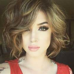 2016 Hair Short Curly Hairstyles