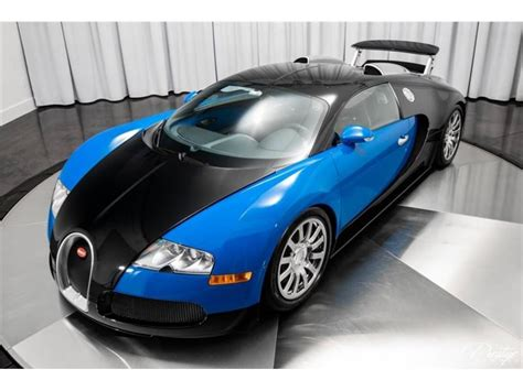 This is a bugatti, veyron for sale by euro motorsport. 2010 Bugatti Veyron For Sale   GC-53322   GoCars