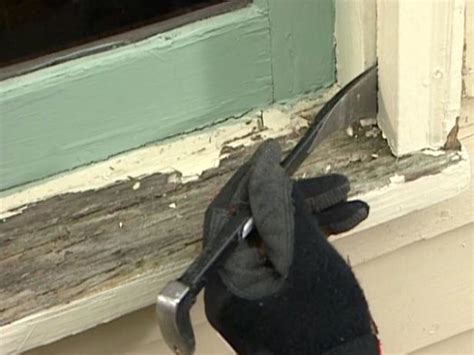 Replace Window Sill Outside by How To Replace A Windowsill How Tos Diy