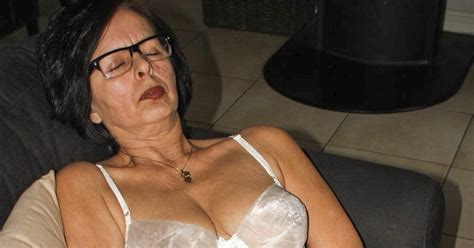 archive of old women dutch christina in stockings masturbating