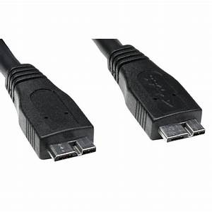 Micro Usb B : 6ft super speed usb 3 0 micro a to micro b cable from ~ A.2002-acura-tl-radio.info Haus und Dekorationen