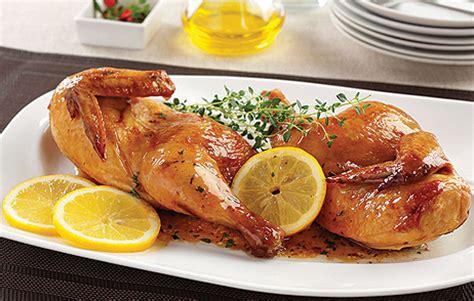 frango assado  azeite  limao siciliano receitas
