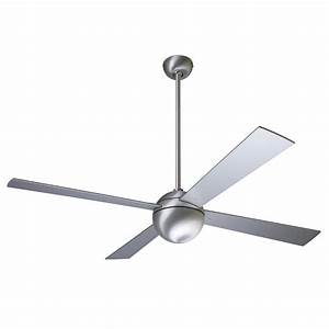 Ball? contemporary inch ceiling fan w optional